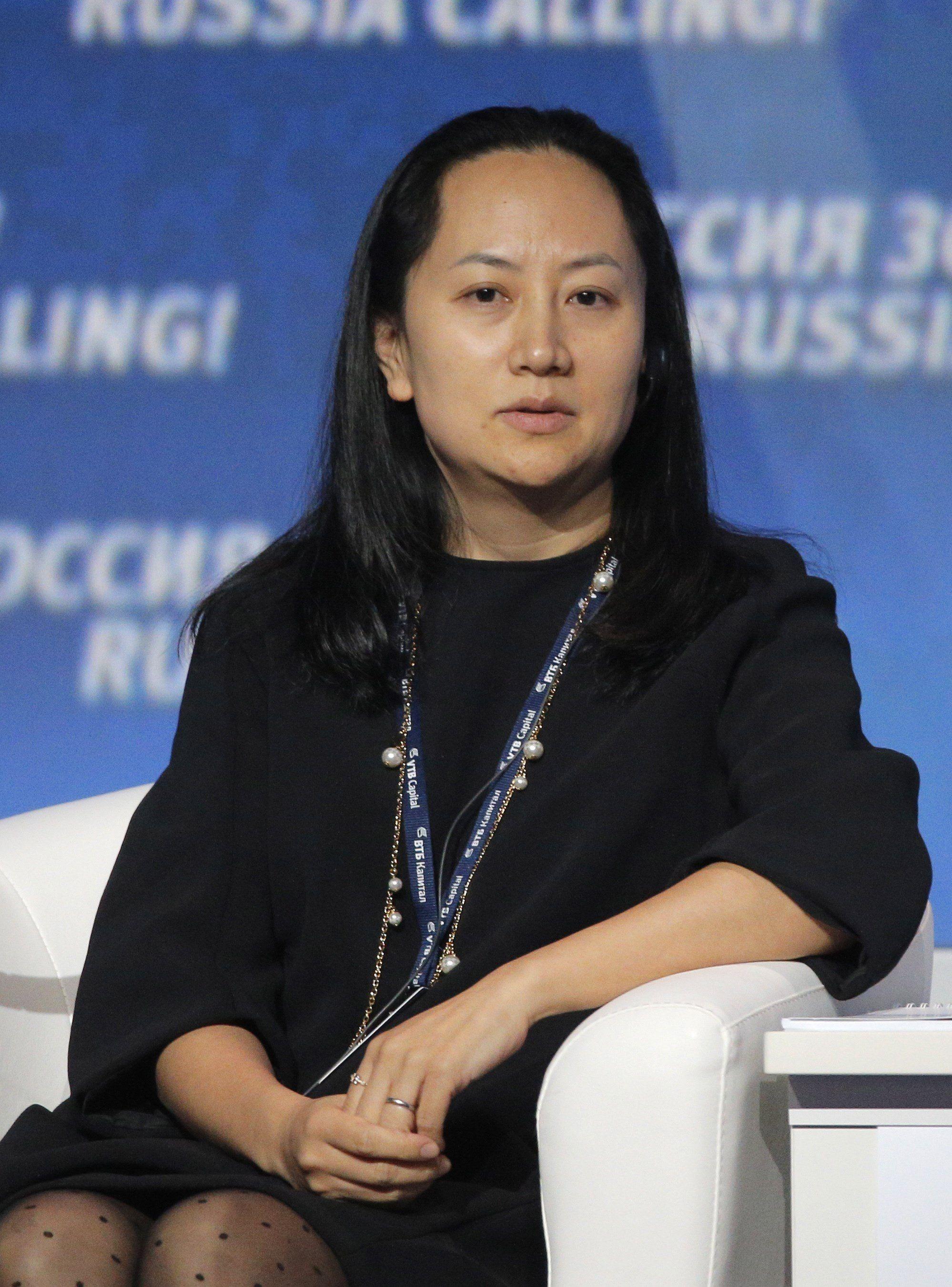 China protesta por la detención en Canadá de ejecutiva de Huawei