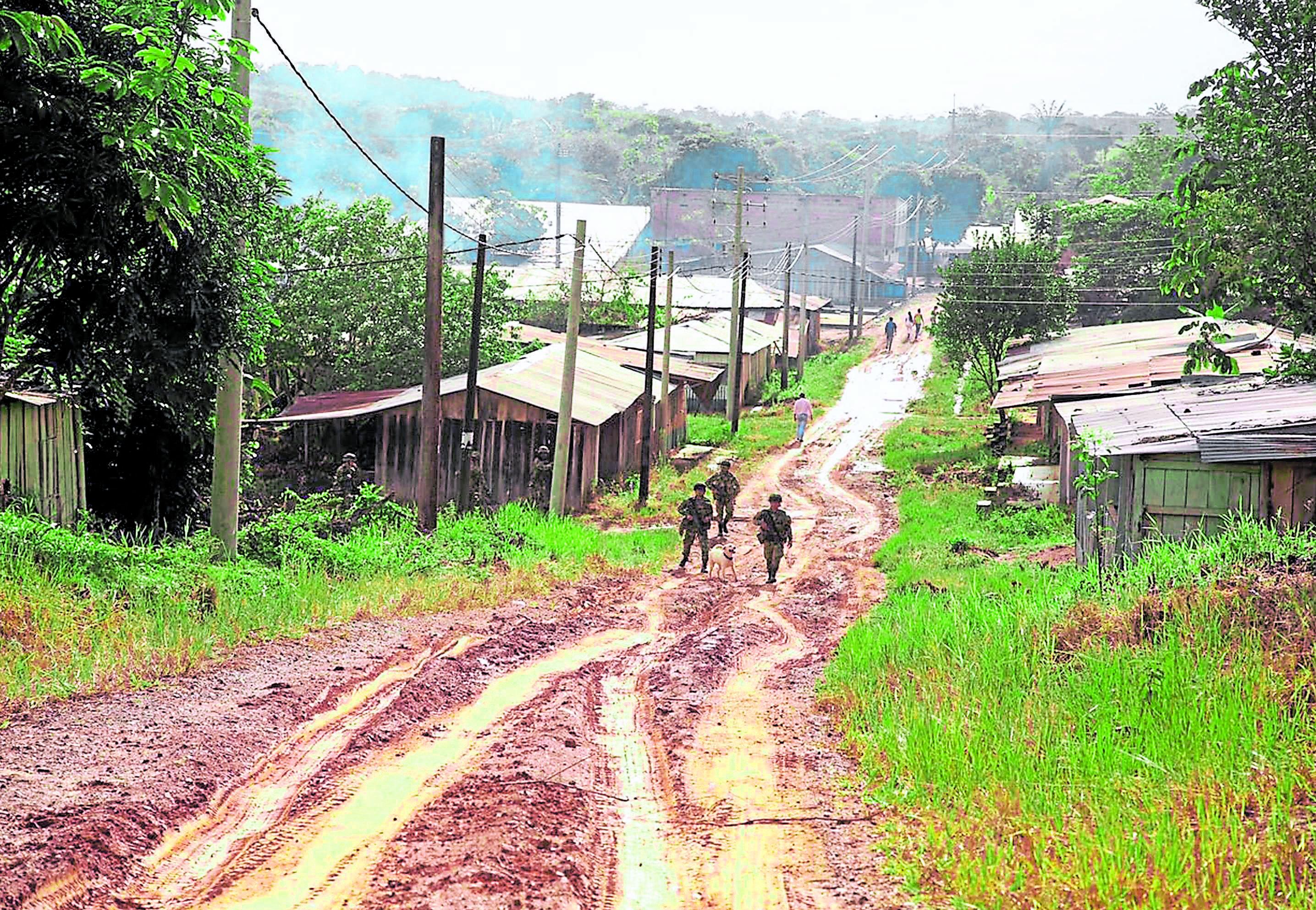 El sendero ecológico para desembotellar a La Macarena, en el Meta