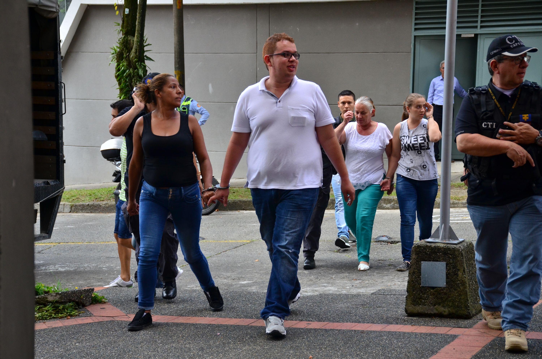 Supuesto líder de víctimas en Pereira, acusado por ocho delitos