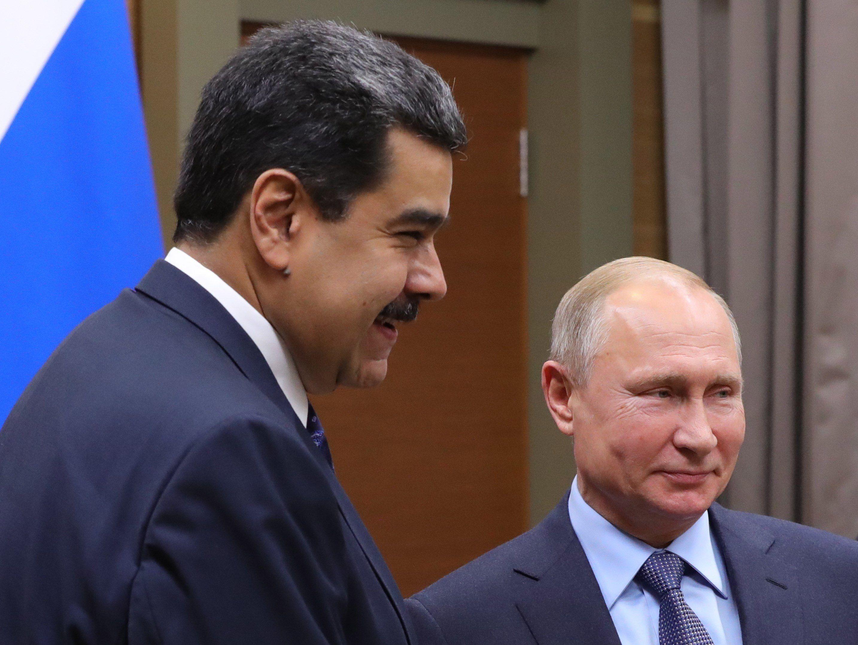 Rusia invertirá 6.000 millones de dólares en Venezuela, según Maduro