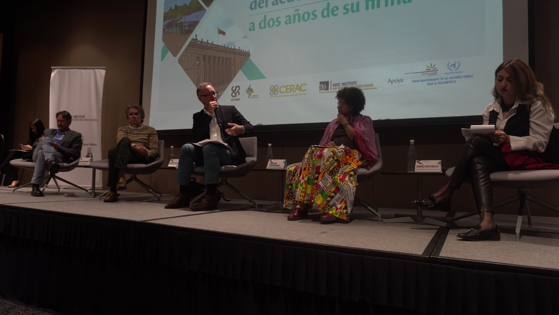 Incluir al Eln en acuerdos de paz, un reto para la sociedad colombiana