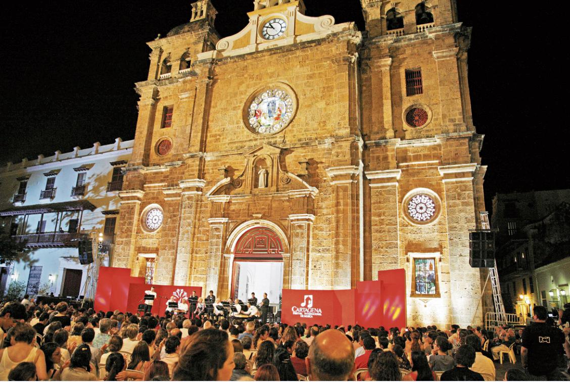 Así cerrará el Festival de Música Clásica de Cartagena