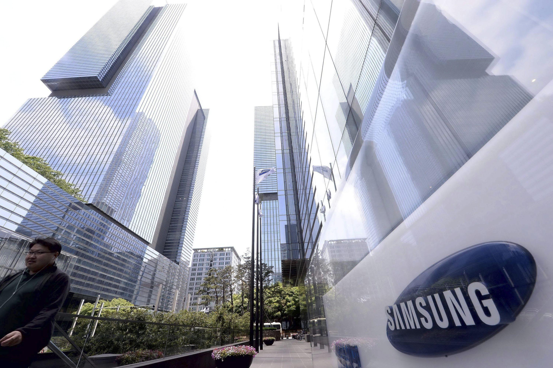 ¿Qué se hizo el poderoso presidente de Samsung?