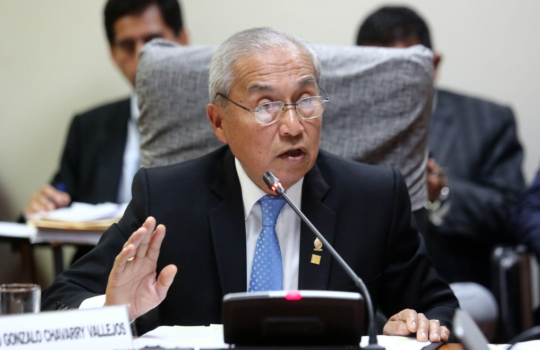 El Colegio de Abogados de Lima suspende al fiscal general de Perú