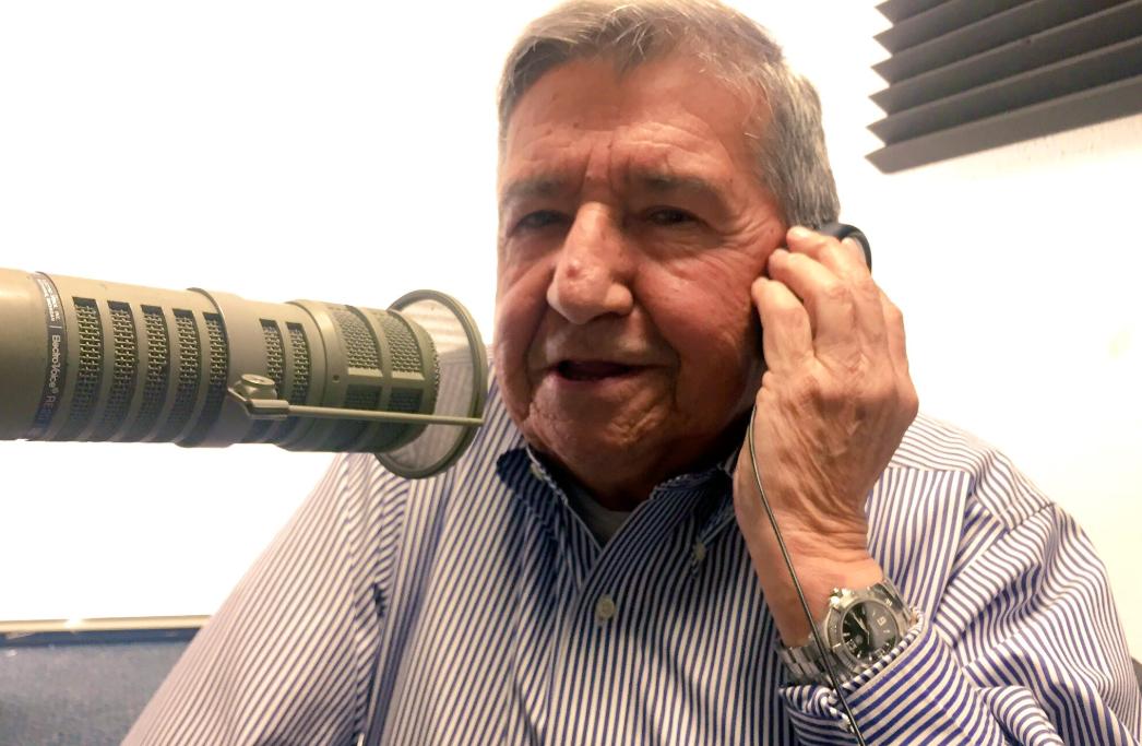 Falleció en Miami el legendario locutor Eucario Bermúdez