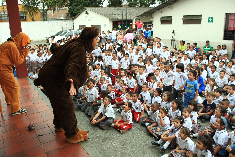 Valle del Cauca espera 126.000 matriculados en colegios oficiales