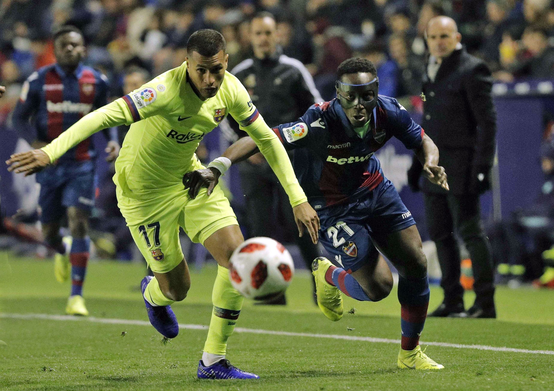 Debut con derrota: así le fue a Murillo con el Barcelona