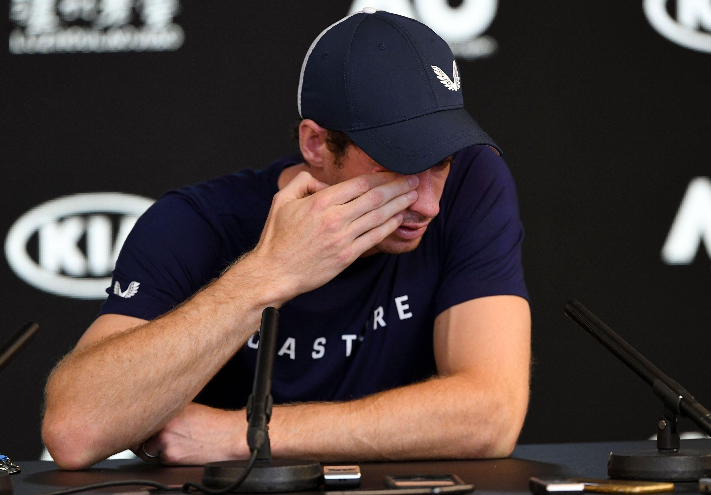 Andy Murray, entre lágrimas, anuncia su retiro del tenis
