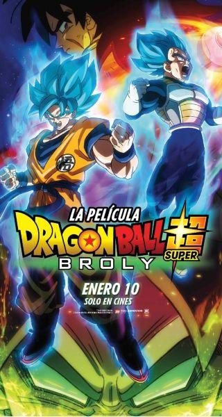 Dragon Ball Super Broly Todo Lo Que Debe Saber De La Película