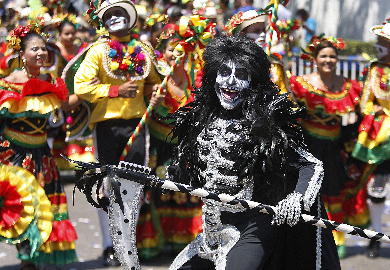 Resultado de imagen de el garabato carnaval