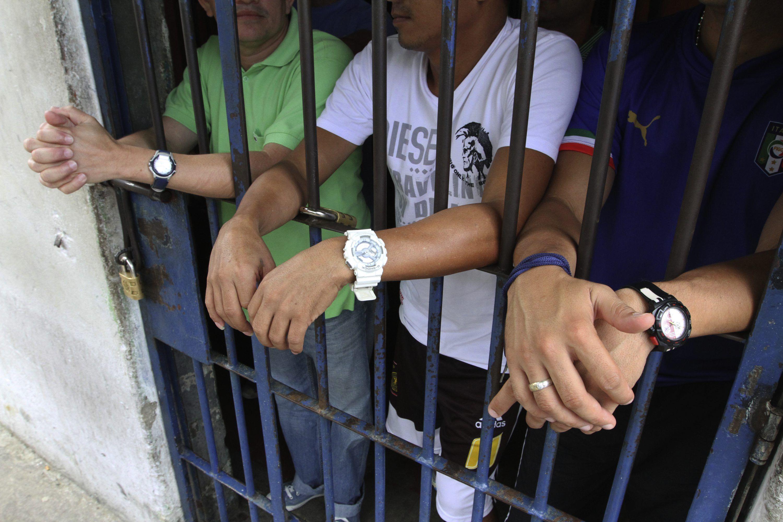 Corte Constitucional dice que visita conyugal de presos no tiene ...