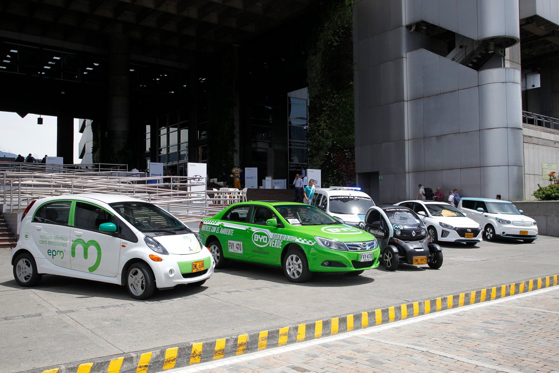 Apartamentos Para Rodar Pelicuylas Porno 200 taxis eléctricos empezará a rodar por las calles de