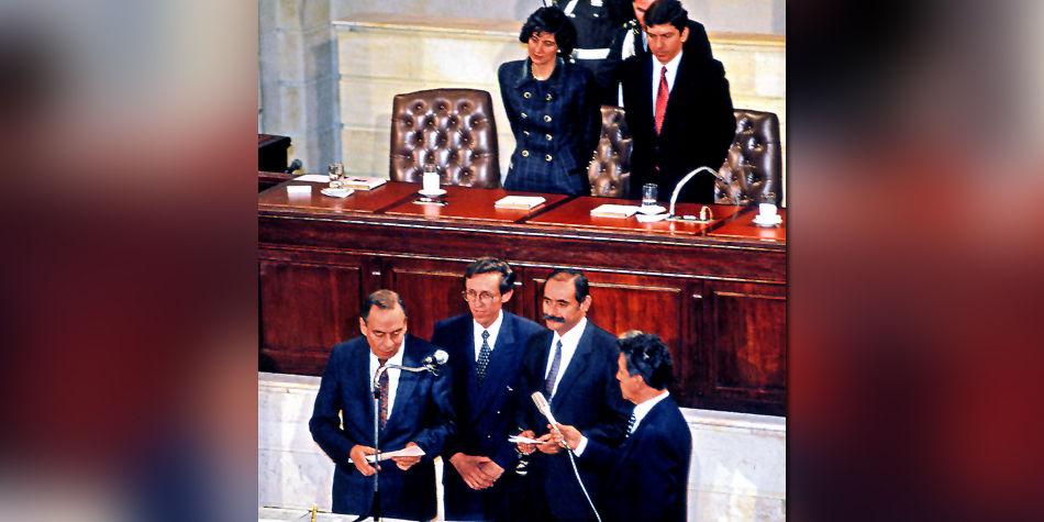 Resultado de imagen para asamblea constituyente de colombia
