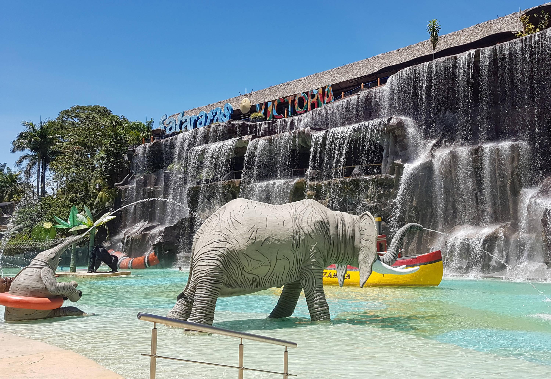 Parque Hacienda Nápoles se prepara para recibir a sus visitantes en  vacaciones - Medellín - Colombia - ELTIEMPO.COM