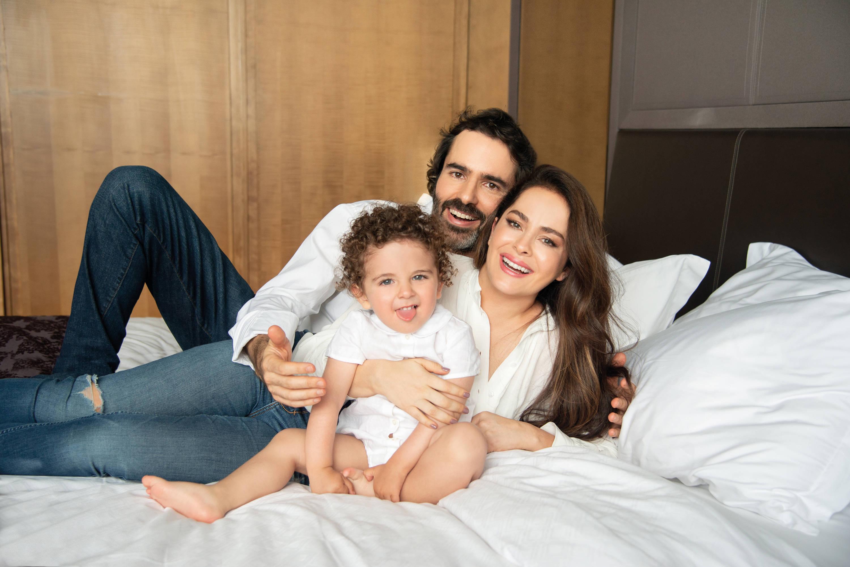 Danna García y su familia en ¡HOLA! COLOMBIA - Gente - Cultura ...