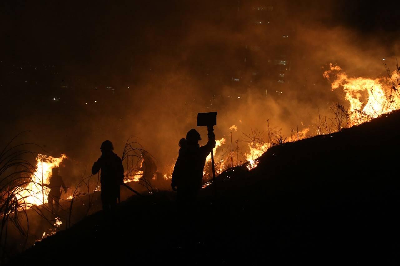 Resultado de imagen para incendio en cali