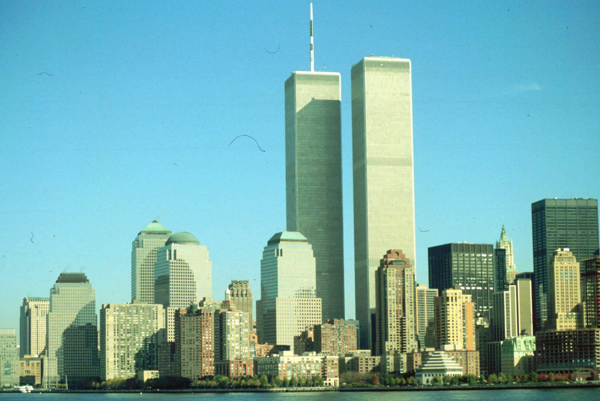 Torres Gemelas Antes Y Después De Los Atentados Del 11 De Septiembre Eeuu Internacional Eltiempo Com