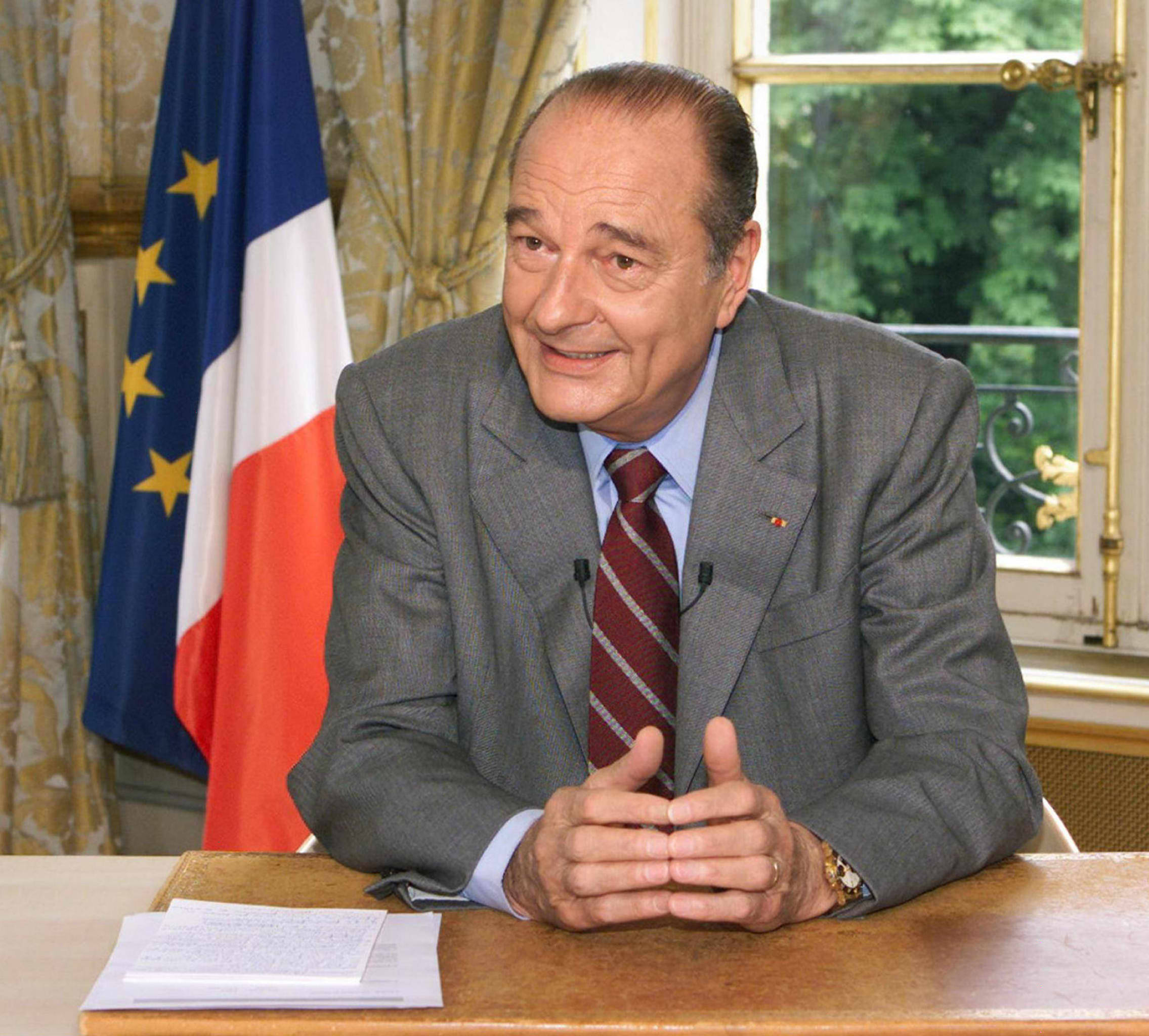 Actriz Porno De Extrema Derecha muere jacques chirac, expresidente de francia - europa