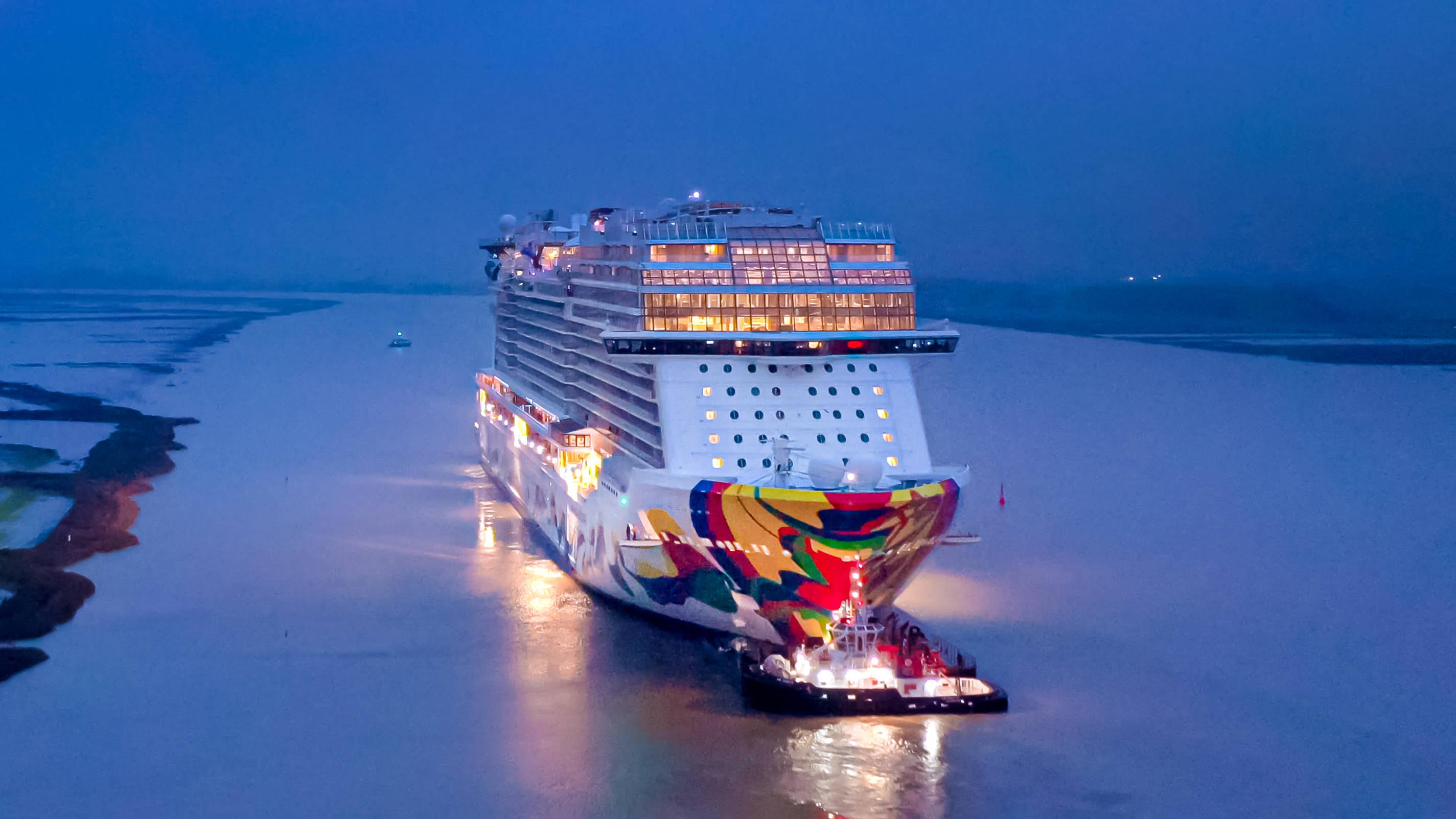 Norwegian Cruise Line se mantiene a flote en medio de crisis - Viajar -  Vida - ELTIEMPO.COM