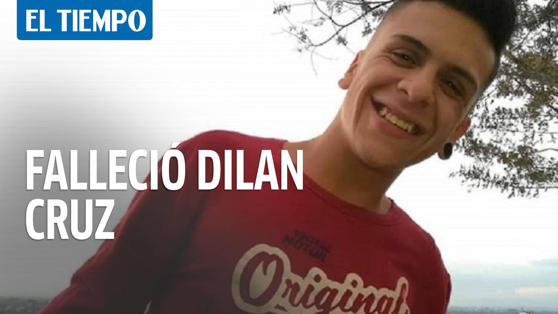 Perfil De Dilan Cruz Joven Fallecido Y Herido Por El Esmad En