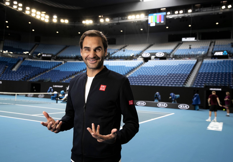 Roger Federer Lanzo Su Nueva Linea De Tenis Tenis Deportes Eltiempo Com