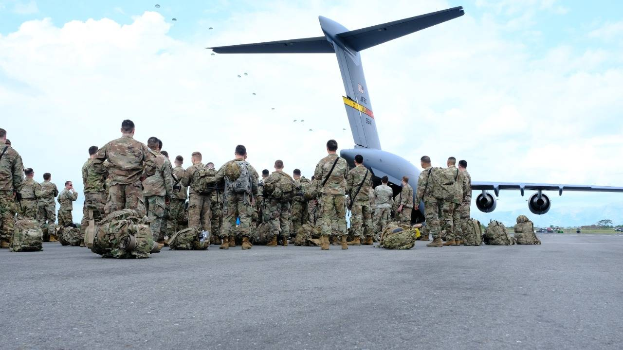 Detrás de la polémica por la llegada de tropas de Estados Unidos a Colombia  - Conflicto y Narcotráfico - Justicia - ELTIEMPO.COM