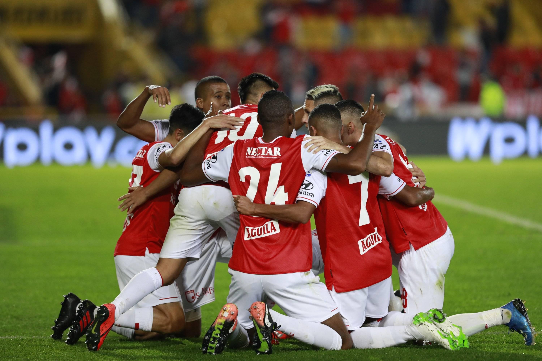 Patriotas Vs Santa Fe Resultado Goles Y Cronica Del Partido De La Fecha 5 De La Liga Futbol Colombiano Deportes Eltiempo Com