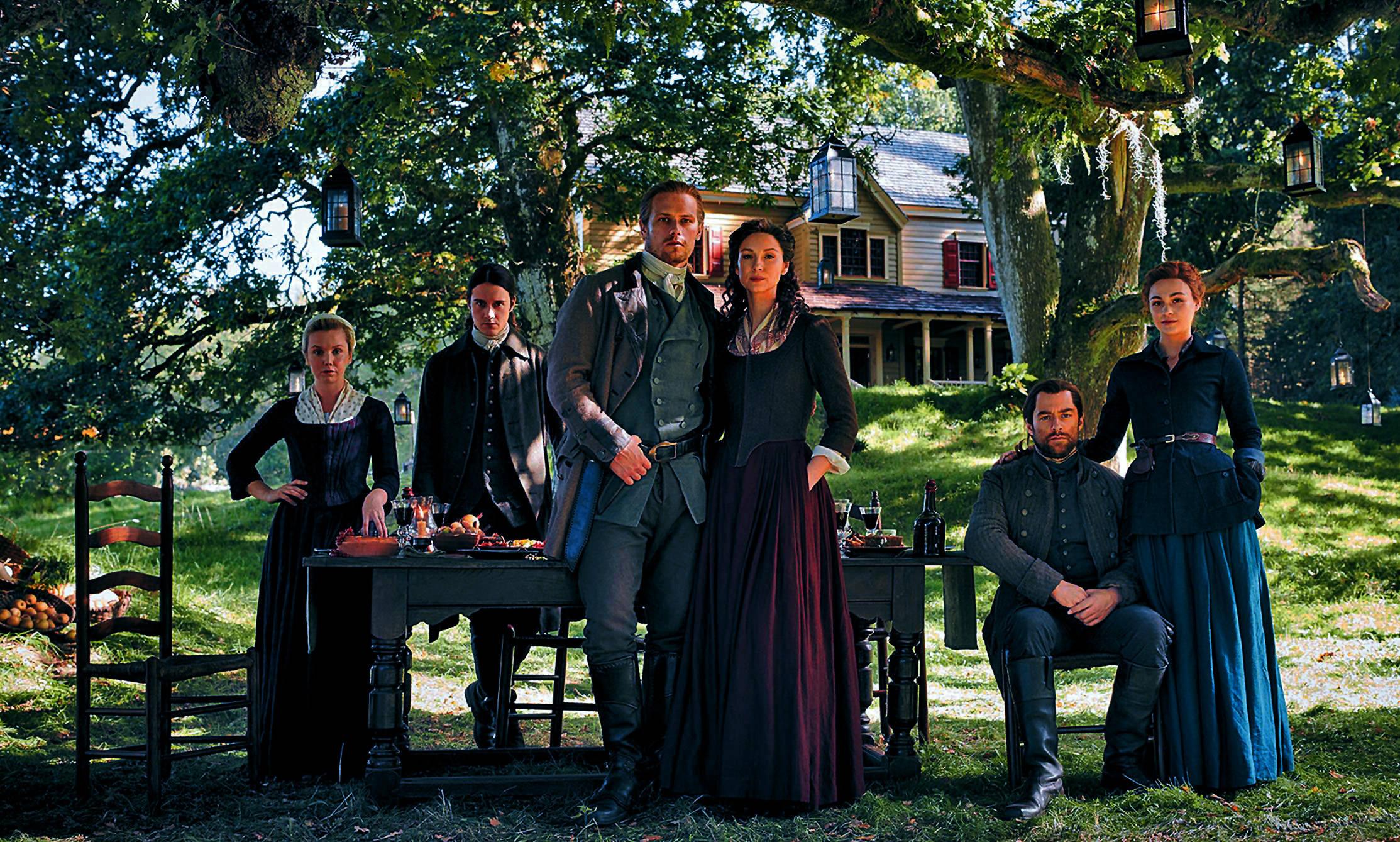 Outlander Estrena Su Quinta Temporada Por Fox Premium Series Cine Y Tv Cultura Eltiempo Com