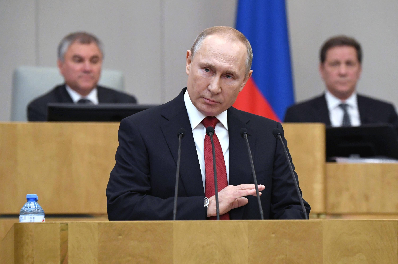 Reformas con las que Putin buscaría estar en el poder por 2 ...