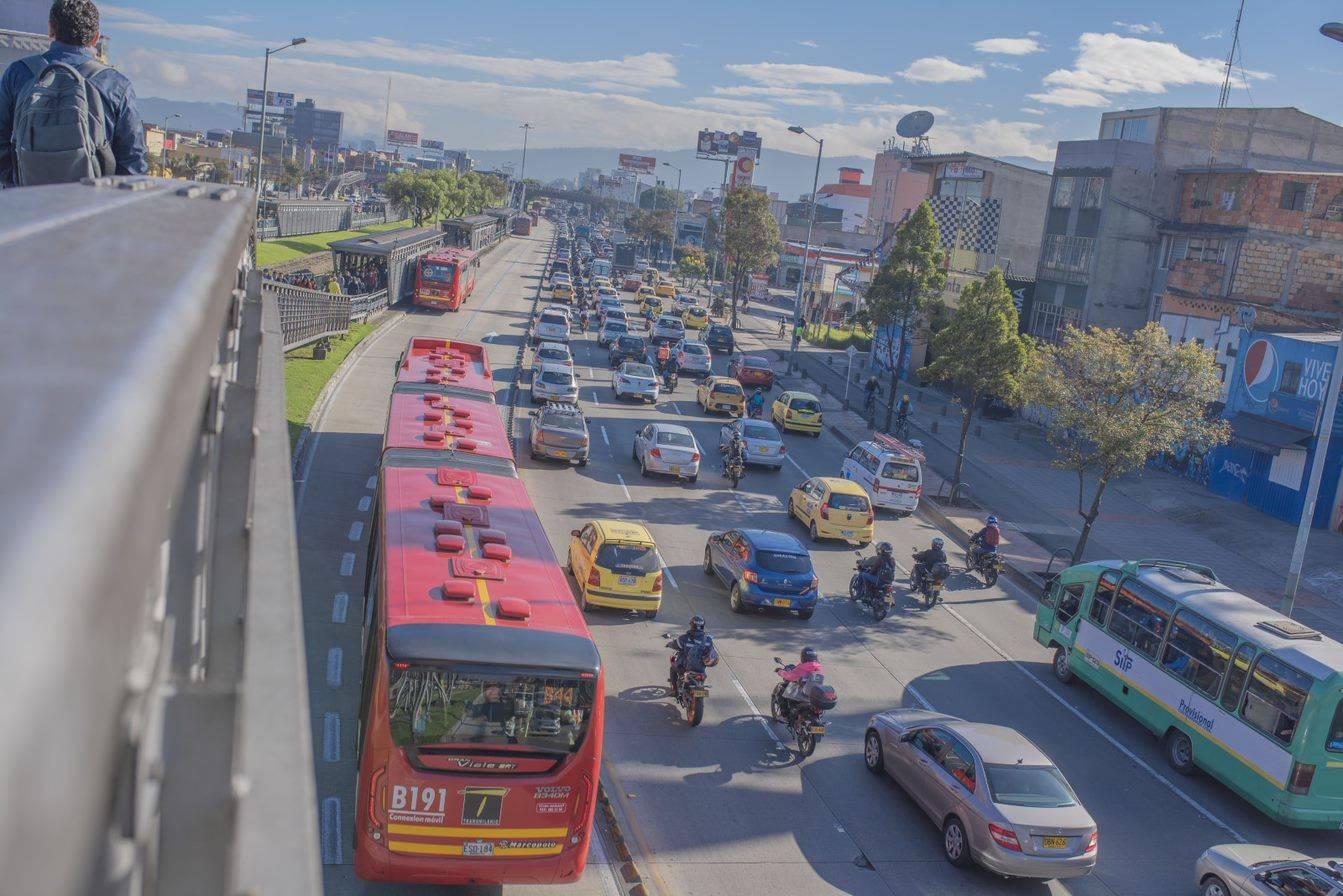 Cambio De Rutas En Operacion De Transmilenio Durante La Cuarentena Bogota Eltiempo Com