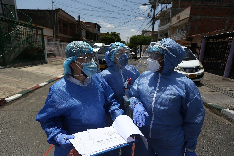 Coronavirus en Colombia: personal de la salud contagiado en el ...