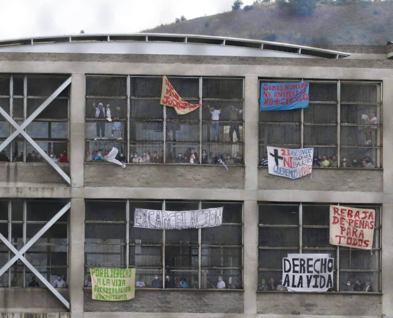 Covid-19: Radiografía de la cárcel de Villavicencio, la que tiene ...