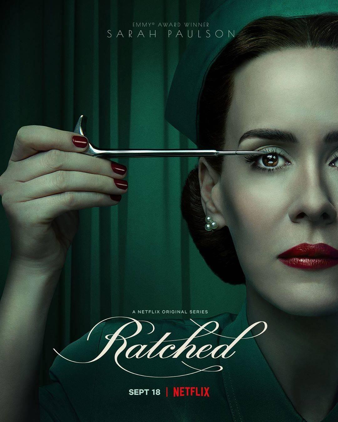 Netflix: Mildred Ratched, ¿Por qué esta serie es esperada en Netflix? |  Series recomendadas - Gente - Cultura - ELTIEMPO.COM  Ratched: Temporada 1