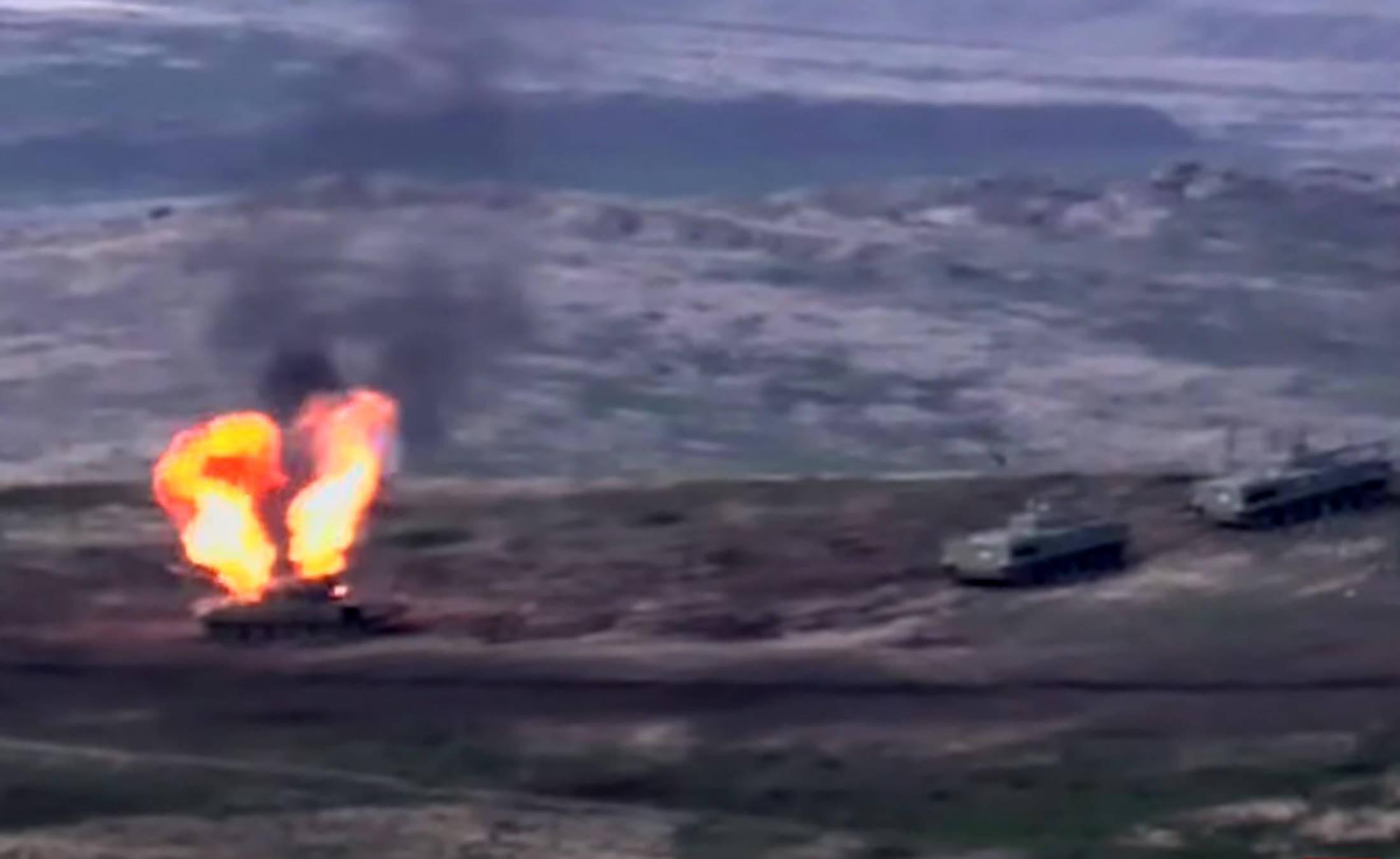 Armenia y Azerbaiyán se asoman a una guerra a gran escala - Más Regiones -  Internacional - ELTIEMPO.COM