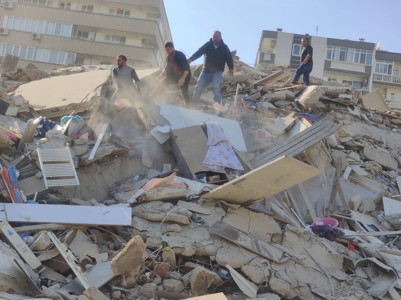 Terremoto Sacude Grecia Y Turquía Hoy Europa Internacional Eltiempo Com