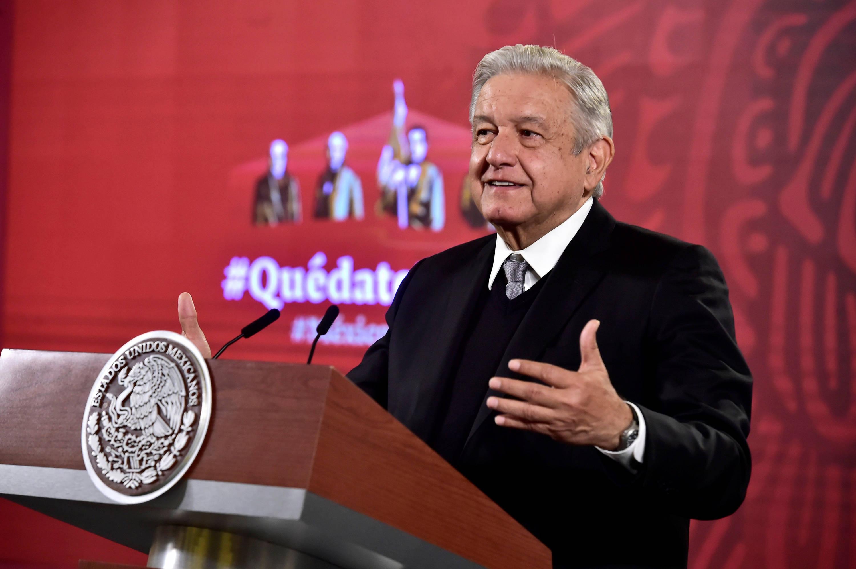 Andrés Manuel López Obrador Amlo Presidente De México Positivo Para Covid 19 Latinoamérica Internacional Eltiempo Com